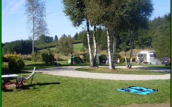 Camping Ardennen rustig