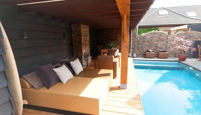 Zoek de zon op met een loungeset exclusief in je tuin