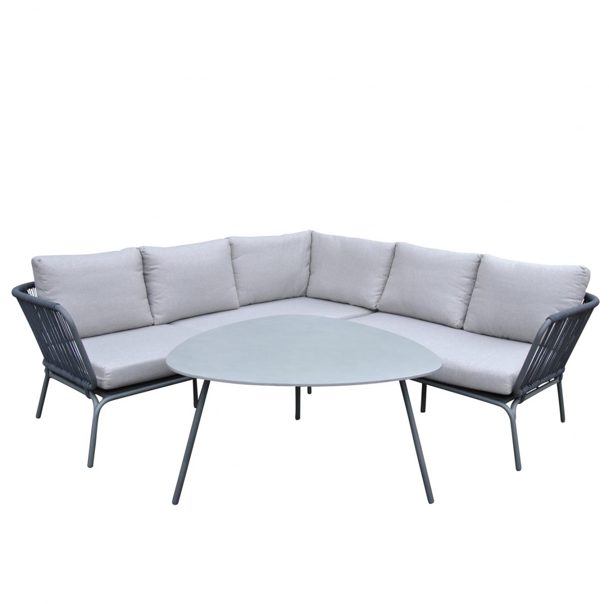 loungeset hoekbank goedkoop